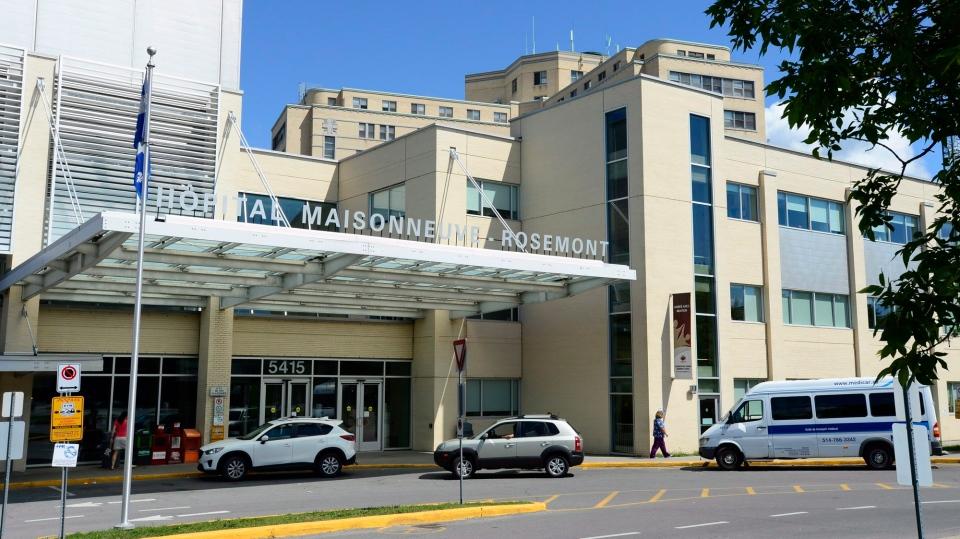 Maisonneuve-Rosemont Hospital