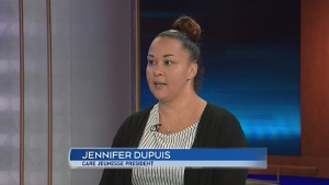 Care Jeunesse President Jennifer Dupuis