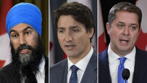 CTV QP: How did the party leaders preform?