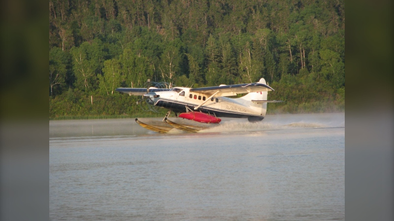 Stock photo of a de Havilland DHC-3 Otter float plane from the Blue Water Aviation website. (Source: Blue Water Aviation)