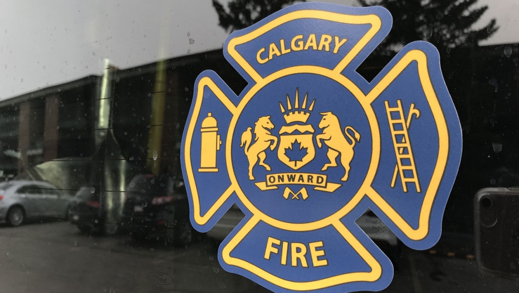 Crews called to fire at northwest Calgary home