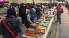 Canada's largest book sale