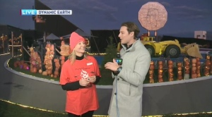 WATCH: CTV Northern Ontario's Will Aiello talks to Julie Moskalyk of Dynamic Earth about the Sudbury science centre's Halloween attractions.