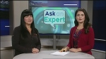 WATCH: In this week's Ask An Expert episode, CTV's Marina Moore talks to Chiropodist Julie Desimone about what to look for in a good shoe.