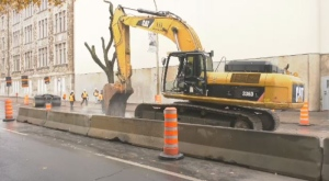 Work begins on St-Antoine and is expected to wrap up before summer 2020.