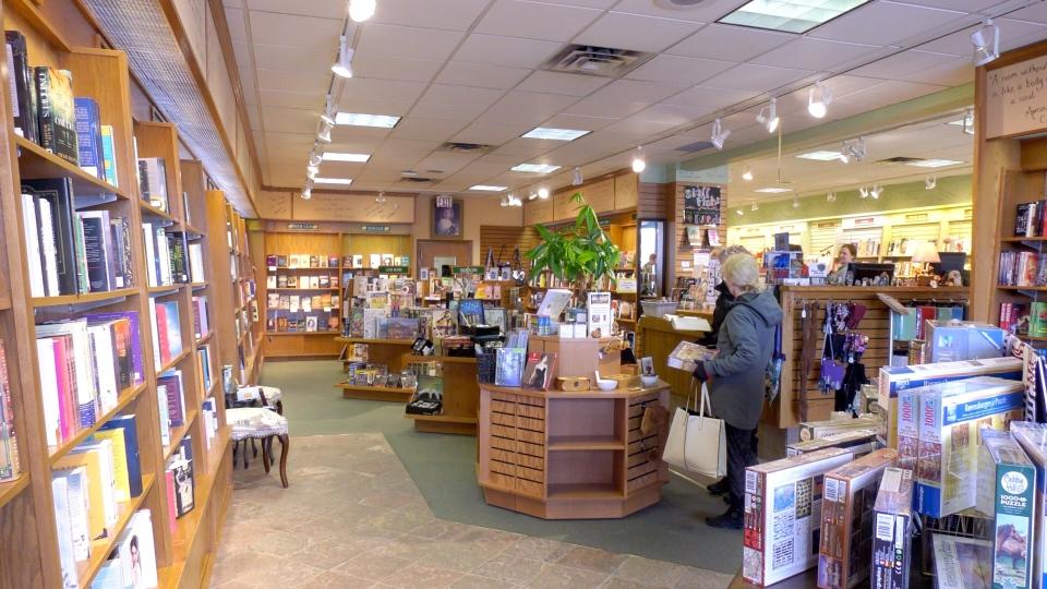 Owl's Nest Calgary Book store