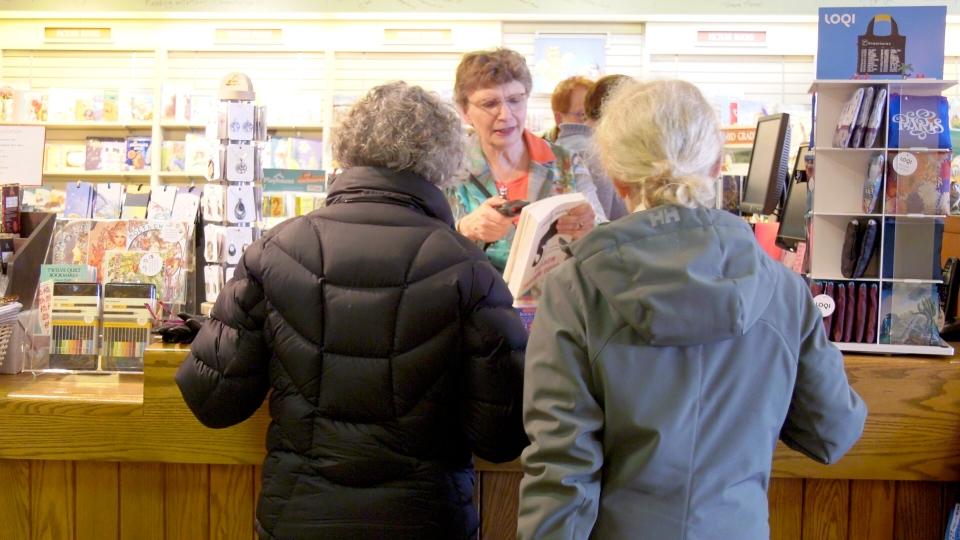 Owl's Nest Book Store