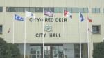 Red Deer, city hall