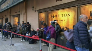 CTV National News: Hardcore Hamilton fans