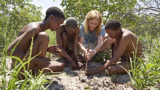 Humans originated in northern Botswana