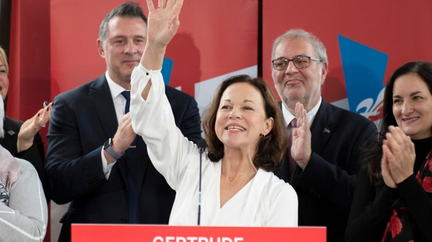Only Liberal riding east of Montreal up for grabs in Quebec City byelection