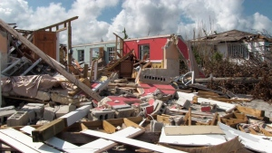 Parts of the Bahamas are still devastated by Hurricane Dorian, which battered the island nation nearly two months ago.