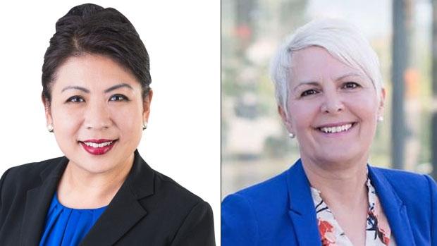 Port Moody- Coquitlam candidates