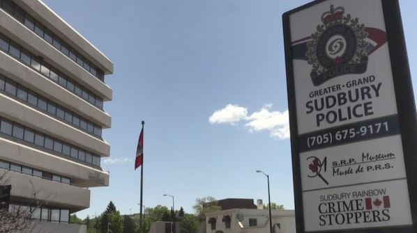 Greater Sudbury Police Service building (CTV Northern Ontario)