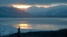 Most residents of the Stikine region live in the community of Atlin, which has a population of about 547. (Discover Atlin/Carolyn Moore)