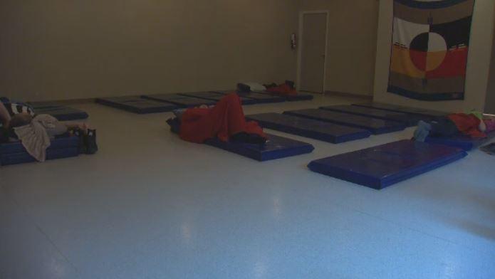 Homeless shelter in Red Deer