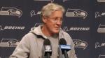 Extended: Seahawks head coach Pete Carroll