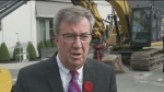 At a public event on Wednesday, Ottawa Mayor Jim Watson said additional money will be announced at next week's transit commission meeting to solve bus service issues.