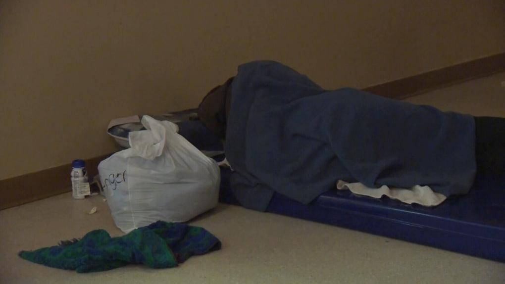 Red Deer homeless