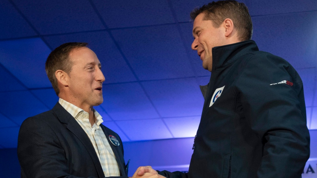 MacKay's bid for Conservative leadership gets thumbs up from N.S. Tories