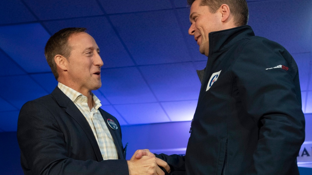 MacKay will vote for Scheer to stay on as Conservative Leader