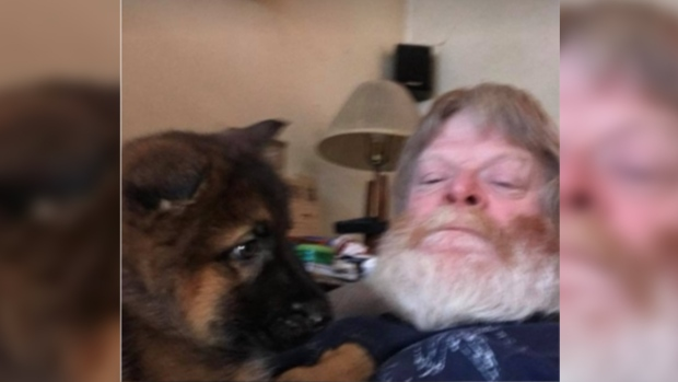 missing man Mark McDonald Guelph-Eramosa