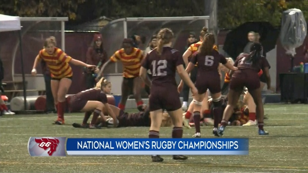 Best of university rugby on display in Ottawa