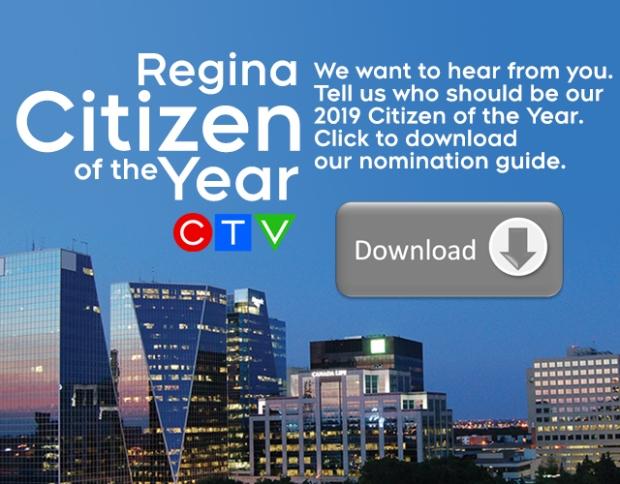 Regina Citizen of the Year