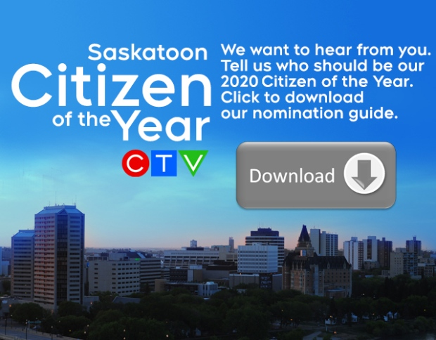 Saskatoon Citizen of the Year