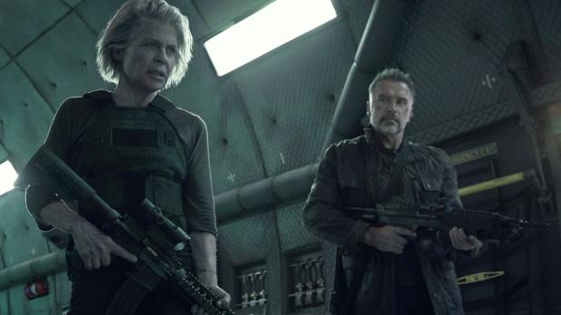 Image result for terminator dark fate movie scenes