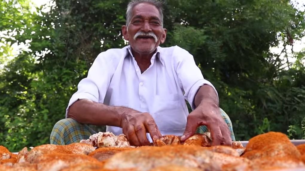 Beloved Indian Youtuber Grandpa Kitchen Dies Ctv News