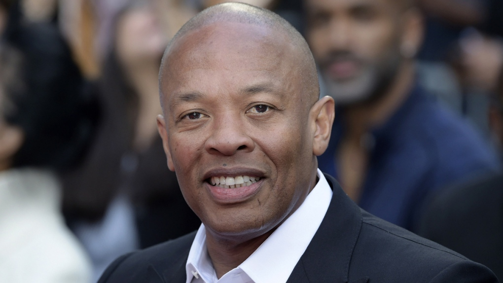 Dr. Dre in Los Angeles in 2018