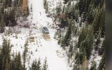 Stranded couple survives week in back country