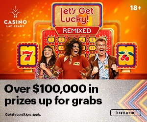 Casino - Join us for Let's get Lucky!