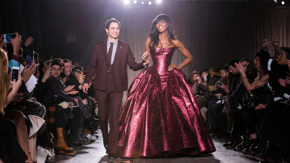 Zac Posen Red Carpet Favourite Shuts Down Fashion Label Ctv News