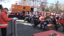 Halifax Search and Rescue vehicle dedication