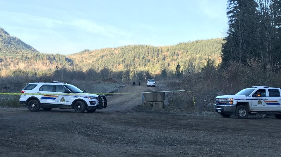 Body found at Cultus Lake