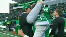 Riders secure top place in the West
