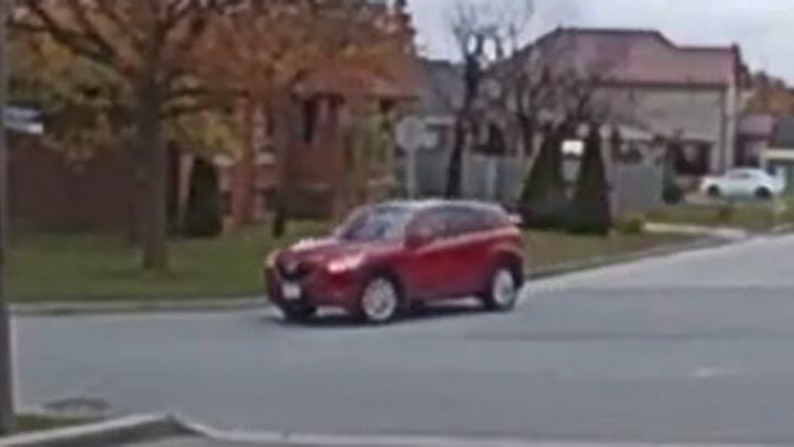 Girl grabbed by 'strange man' and dragged towards SUV, Toronto police say