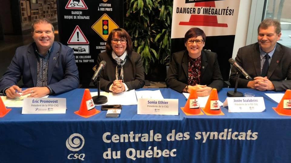 Quebec education bodies denounce Bill 40