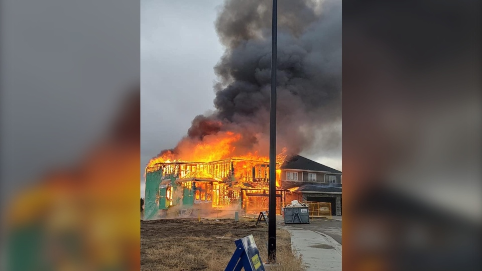 calgary, fire, legacy, house fire, construction, c