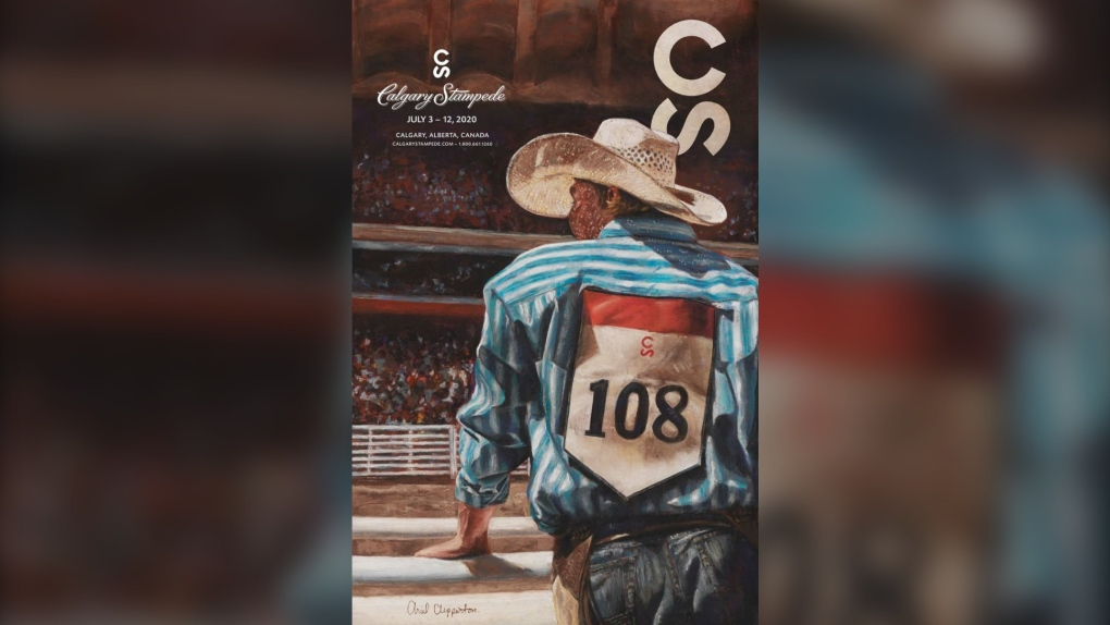 Flipboard Calgary Stampede Unveils 2020 Poster Created By