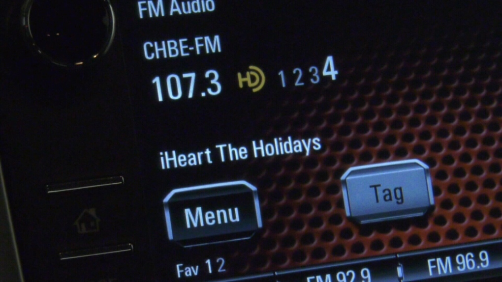 iheart the holidays