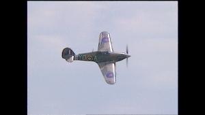 Calgary Hawker Hurricane