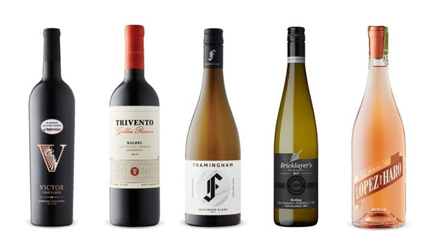 Natalie MacLean's Wines of the Week - July 15, 201