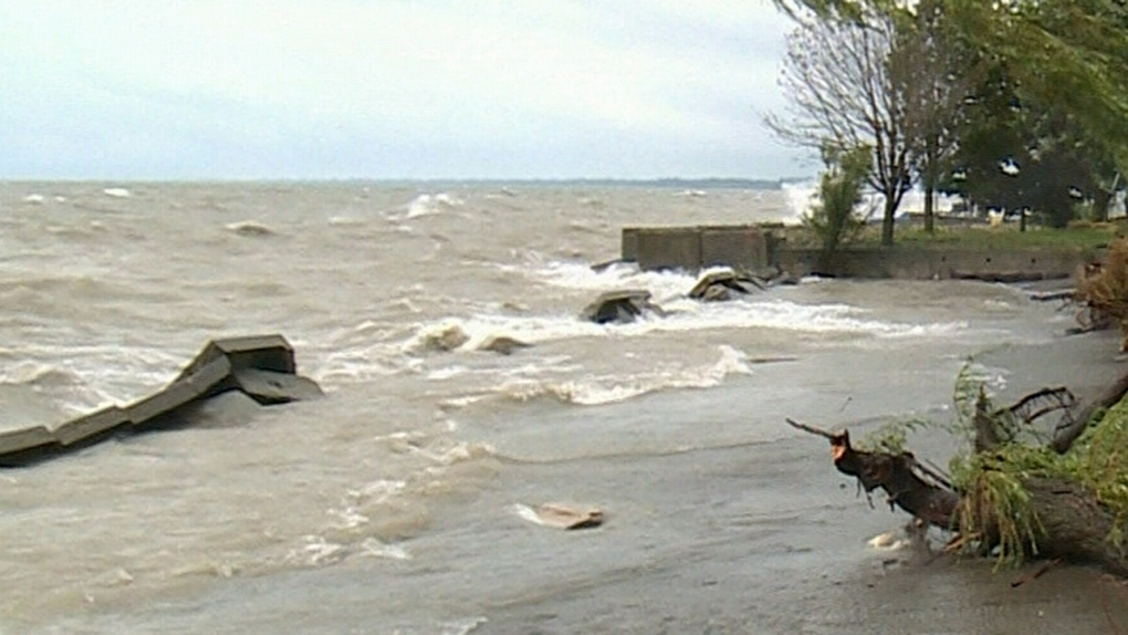 Threat of more flooding in Windsor-Essex