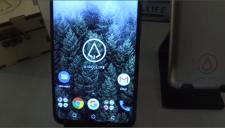 The display on an Airo.Life free phone