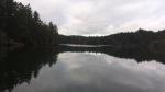 Thetis Lake in Thetis Lake Regional Park. (CTV News)