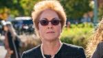 In this Oct. 11, 2019, file photo, former U.S. ambassador to Ukraine Marie Yovanovitch, arrives on Capitol Hill in Washington. (AP Photo/J. Scott Applewhite, File)