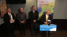 Provincial government launches regional program to